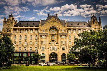 palazzo gresham budapest