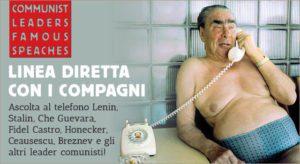 telefono parco statue budapest