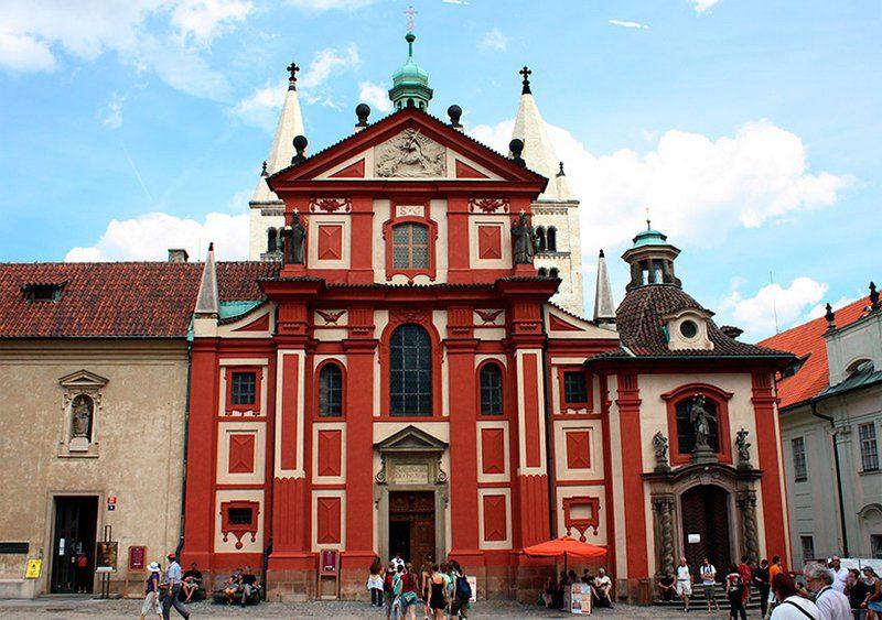 basilica san jorge