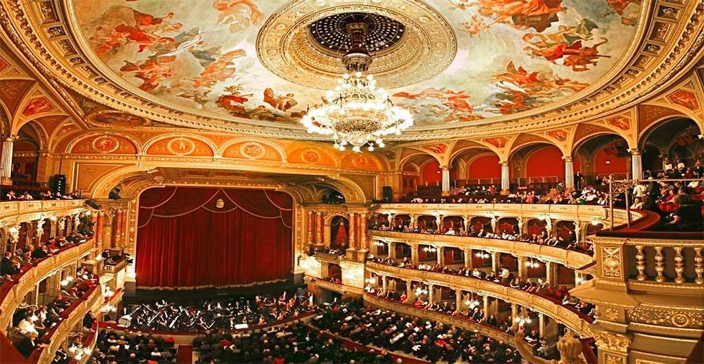 opera nacional budapest